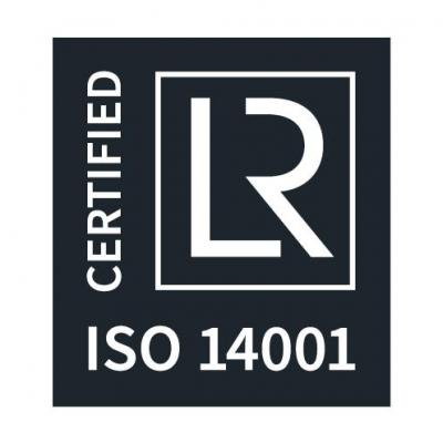 Iso 14001 reverse screen rgb